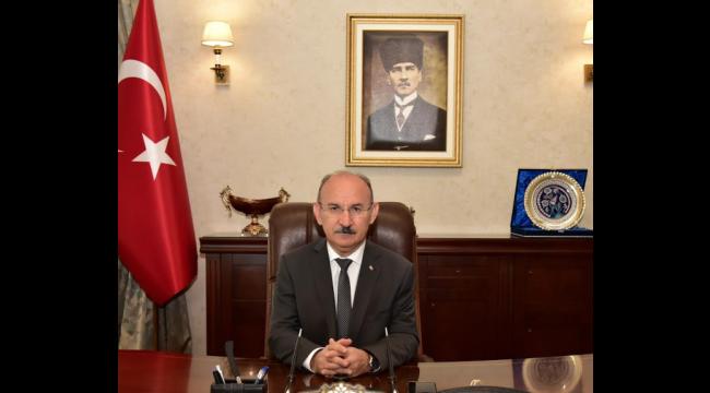Vali Karadeniz'den 14 Mart Tıp Bayramı Mesajı