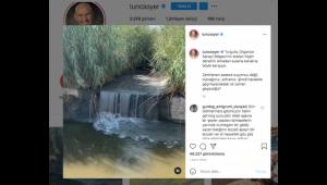 Tunç Soyer'den 'Turgutlu OSB'deki atık sular sulama kanalına karışıyor' iddiası