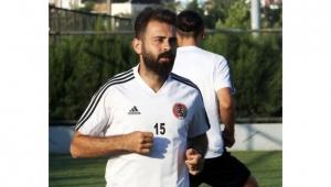 Turgutluspor'da Hakan heyecanlı: 'Turgutluspor taraftarının önünde oynamak heyecan verici'