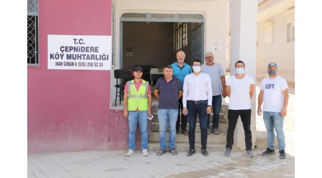 Çepnidere'ye 9 milyon liralık yatırımda sona doğru