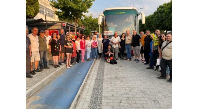 TURDAK'tan 6 günlük Batı Karadeniz gezisi