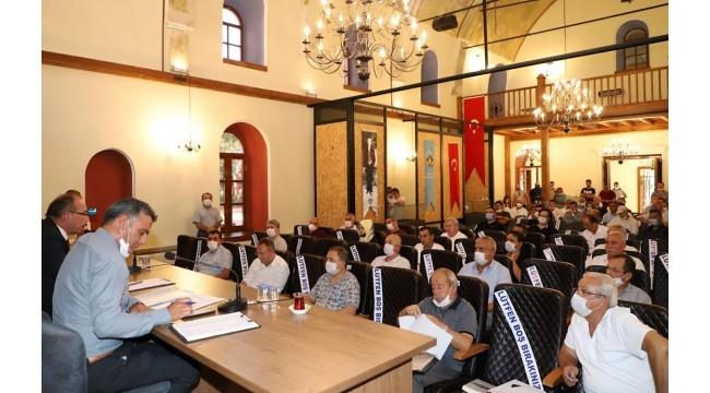 Turgutlu Belediye Meclisi bugüntoplanacak