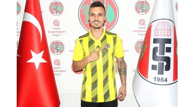 Turgutluspor, Mahmut Boz ile imzaladı